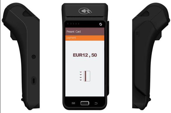 Business Device [Smart POS K9]